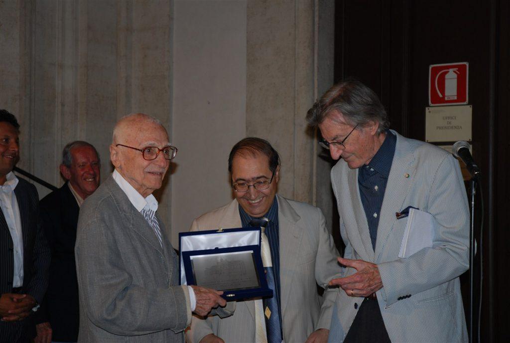 Maroi Monicelli e Carlo Lizzani