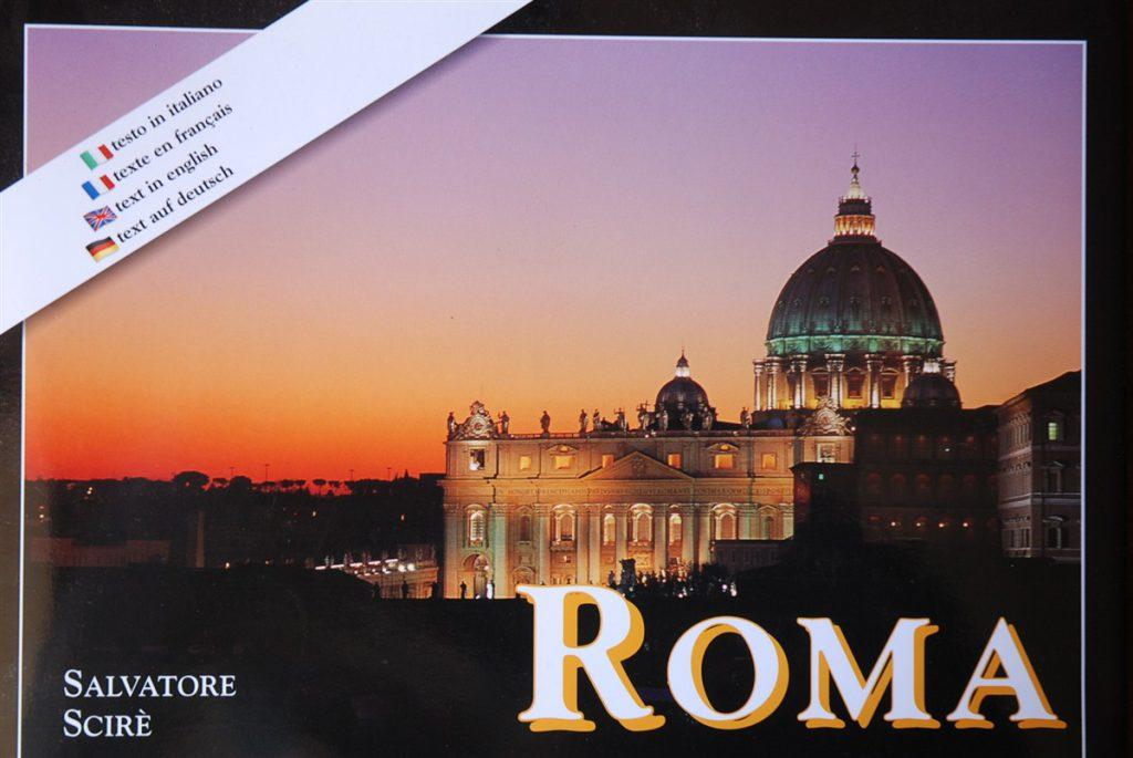 Roma Colori del tempo II Ediz - 1 copert.