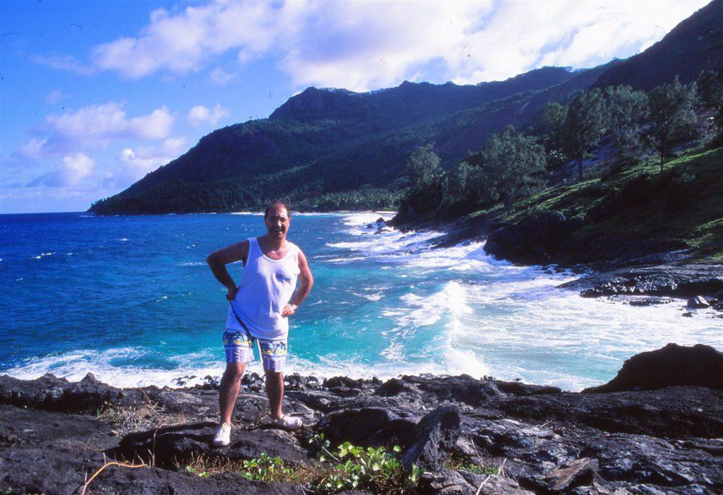 Seychelles Silhouette