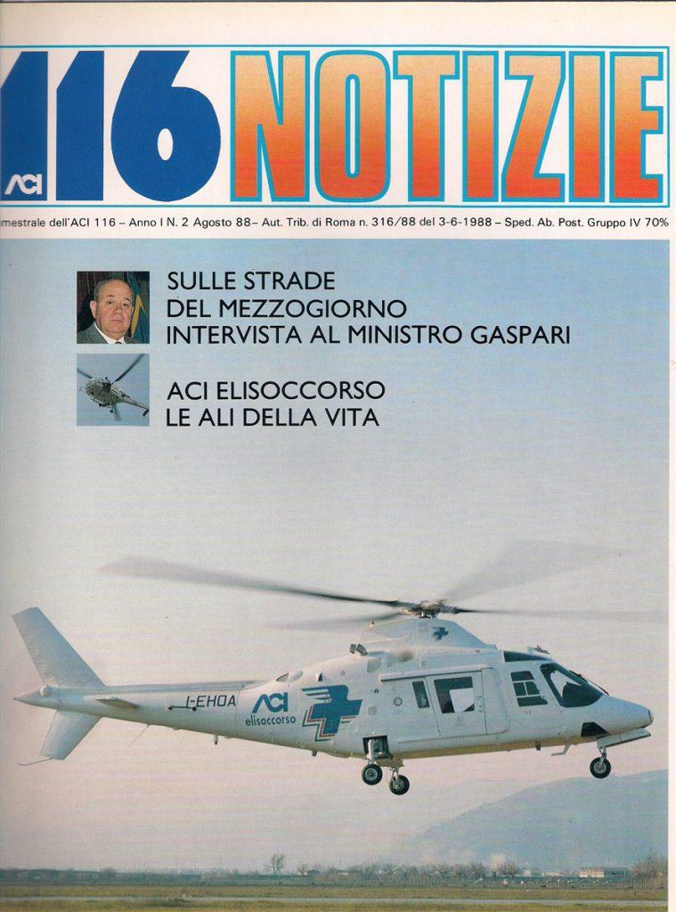 copertina ACI 116