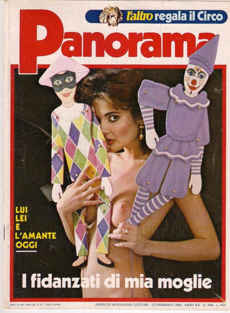 copertina Panorama 82